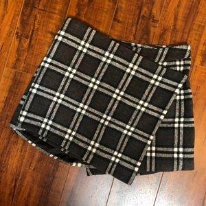 VINTAGE Plaid Envelope Shorts / Shorts sz S